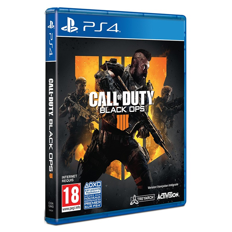 jeu ps5 call of duty