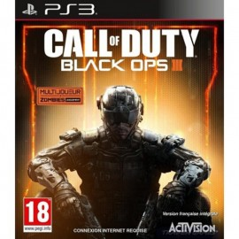 Jeu PlayStation 3 Call of Duty Black Ops 3 - PS3