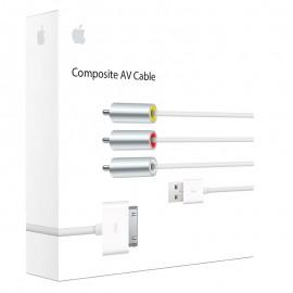 câble composite 30 broches apple RCA