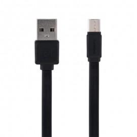 Câble Remax Micro USB 2.4A RC-129M - Noir