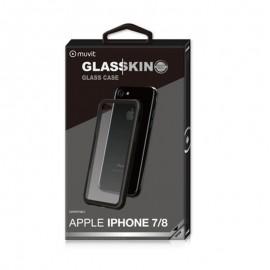 Coque Verre Muvit Glasskin - IPhone 7 / 8 / SE...