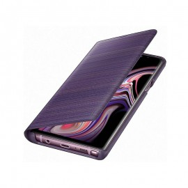 Etui Led View Samsung Galaxy Note 9 - Violet