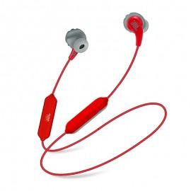 Écouteurs de Sport Sans Fil JBL Endurance RUNBT - Rouge Tunisie