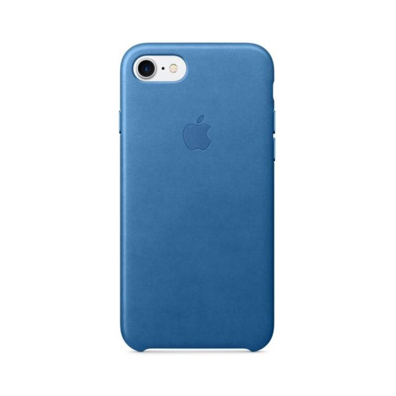 leather case etui cuir apple iphone 7 iPhone SE iphone 8