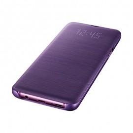 Étui LED View Samsung galaxy S9 Plus - Violet