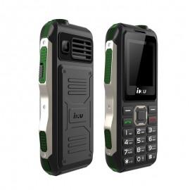 Téléphone Portable IKU S10 Double Sim - Noir