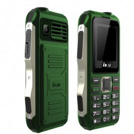 Téléphone Portable IKU S10 Double Sim - Vert