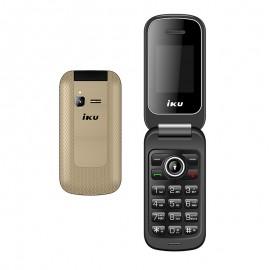 Téléphone Portable IKU S2 Double SIM - Gold