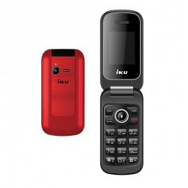 Téléphone Portable IKU S2 Double SIM - Rouge