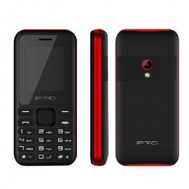 IPRO A15 (DIM-BLACK RED)