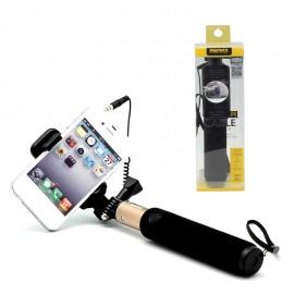 Tige Selfie Remax RP-P5 Mini - Noir