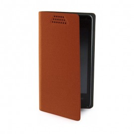 "Etui Muvit folio universel XL 5"" - orange"