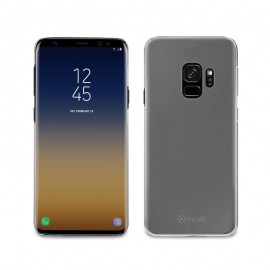 Crystal Case MUVIT Galaxy S9+ - Transparente