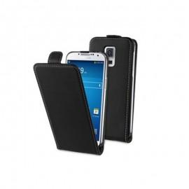 Étui Flip Muvit Samsung Galaxy S5 Mini - Noir +...