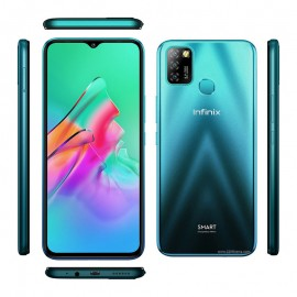 Smartphone INFINIX SMART 5 2Go 32Go  - Bleu