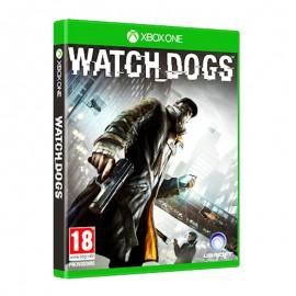 Jeu XBox One WATCH DOGS