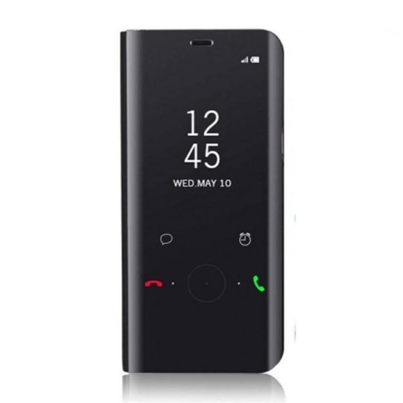Etui Clear View Samsung Galaxy A01