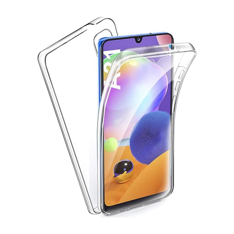 Coque en Silicone 360° Samsung Galaxy A31