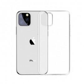 Etui Silicone Transparent pour iPhone 11 Pro