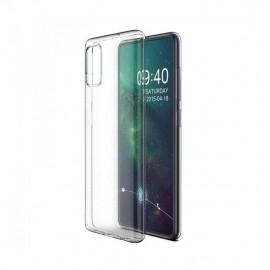 Etui Silicone Transparent pour Samsung Galaxy M30S