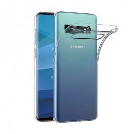 Etui Silicone Transparent Galaxy S10