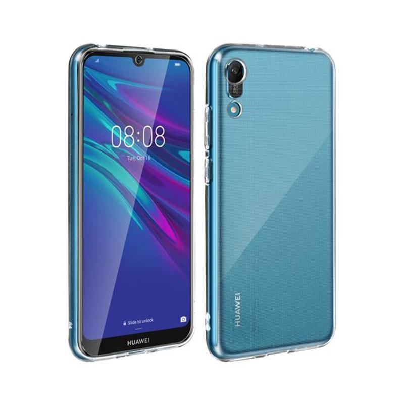 Etui Silicone Transparent Huawei Y6S