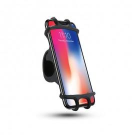 Support Téléphone Silicone Réglable pour...