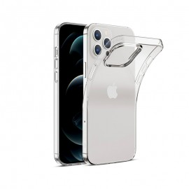 Coque de protection Silicone Clear IPhone 12...