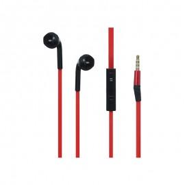 Écouteurs VIDVIE HS604 - Rouge