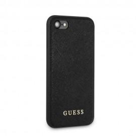 Coque rigide GUESS pour iPhone 7/8/SE 2020  - Noir