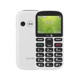 Téléphone Portable Doro 1360 - Blanc Tunisie