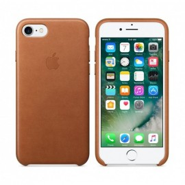 leather case etui cui original iPhone 7 apple tunisie