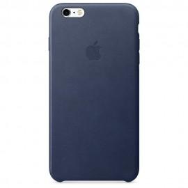 Étui en cuir pour iPhone 6s Plus - Bleu