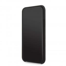 Coque en Silicone Ferrari Pour iPhone 11 Pro Max  Noir Tunisie