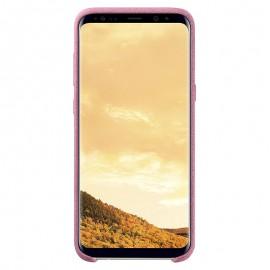 Coque Alcantara Pour Samsung Galaxy S8 Plus - Rose