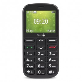 Téléphone Portable DORO 1360 - Noir