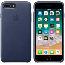 Étui en cuir iphone 7 plus iPhone 8 Plus Tunisie