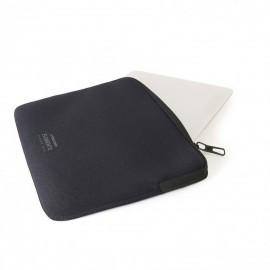 """Housse TUCANO NEW ELEMENTS Pour MacBook 12"""" - Noir"""