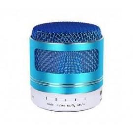 mini speaker bleu