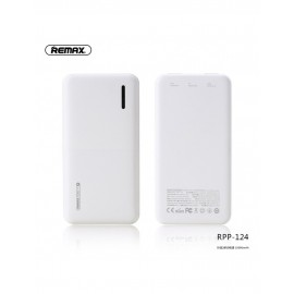 Power Bank REMAX 10000mAh RPP-124  - White