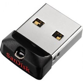 Flash Disk 16Gb SanDisk 16GB Cruzer Fit USB 2.0