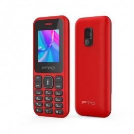 Téléphone Portable IPRO A5 Mini Double SIM - Rouge