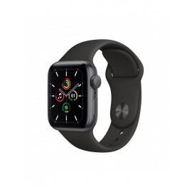 Apple Watch SE GPS Boîtier alu gris sidéral 40...
