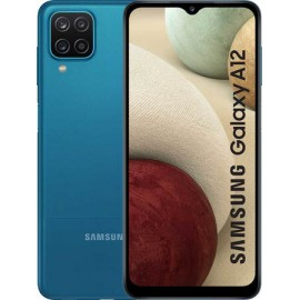 SAMSUNG GALAXY A12 64 GB - Bleu