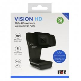 Webcam Filaire USB 720P T'nB