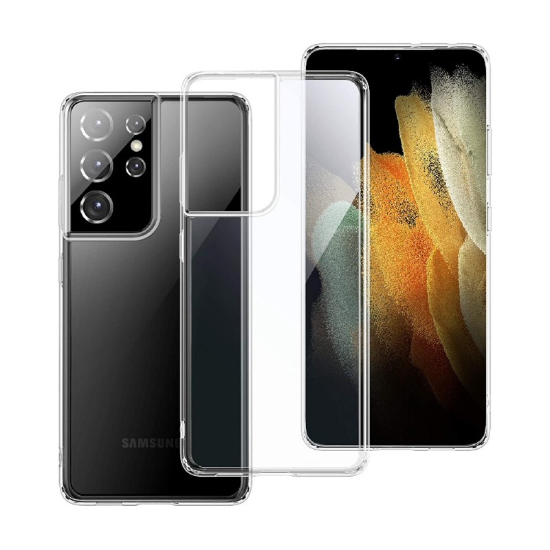 Clear Case Samsung Galaxy S21 Ultra