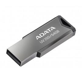 Flash Disque - Clé USB 3.2 ADATA AUV350 - 64Go...