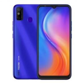 Smartphone Tecno Spark 6 Go 32Go + 2Go - Aqua Bleu