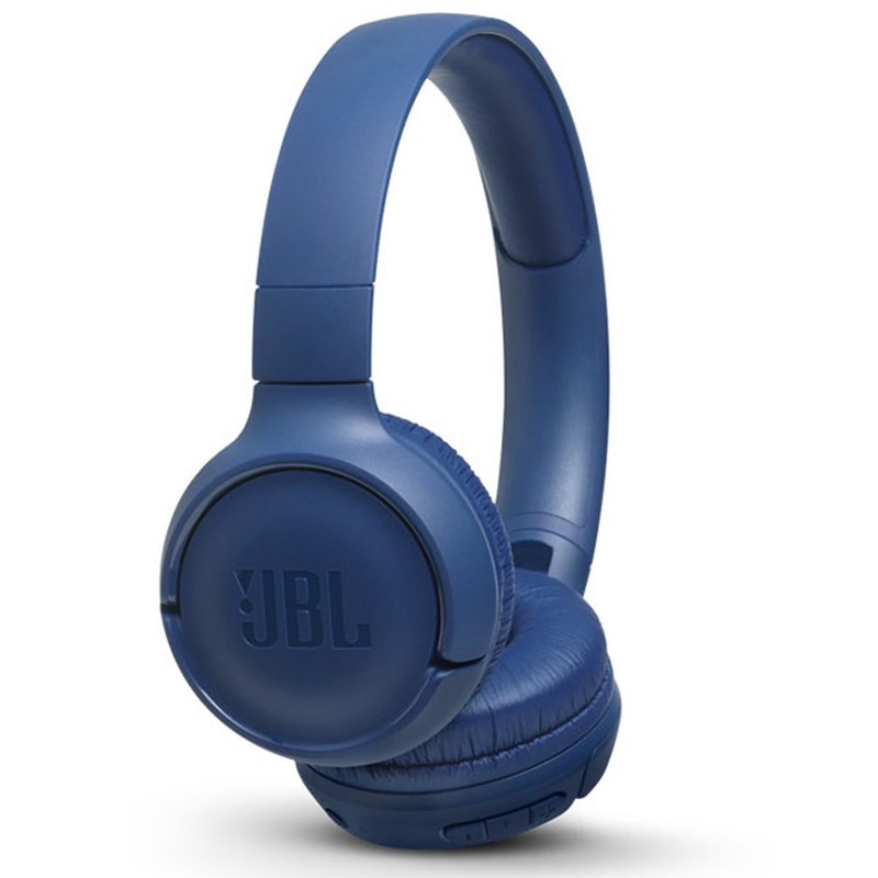 CASQUE JBL TUNE 500BT - Bleu - Tunisia