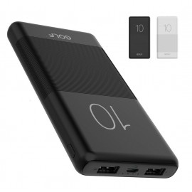 Power Bank GOLF G80 10000mAh Micro-USB 2.1A...